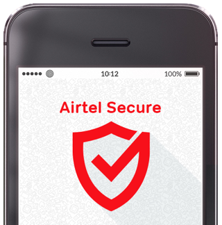 Airtel:Secure Handset Information, Damages, Anti-Theft, Anti