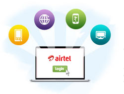how to download airtel postpaid bill